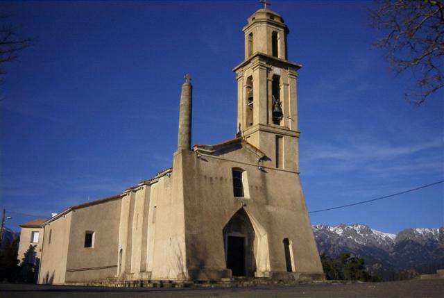 Eglise santa Maria