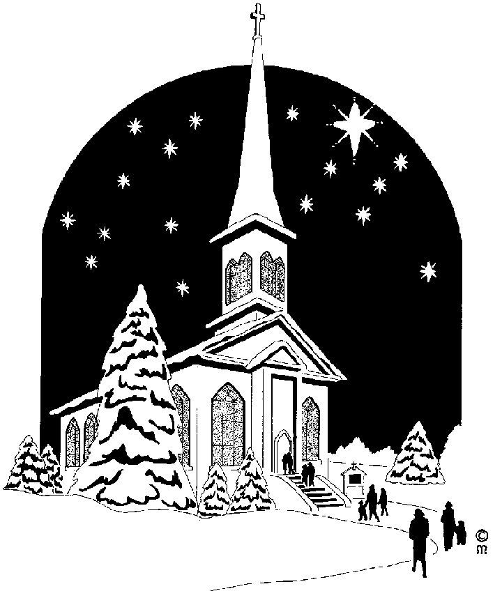 Messes de noel prunelli di fium 39 orbu - Eglise dessin ...
